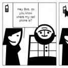 Where is my phone?