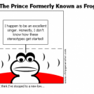 The Prince Formerly Known as Frog