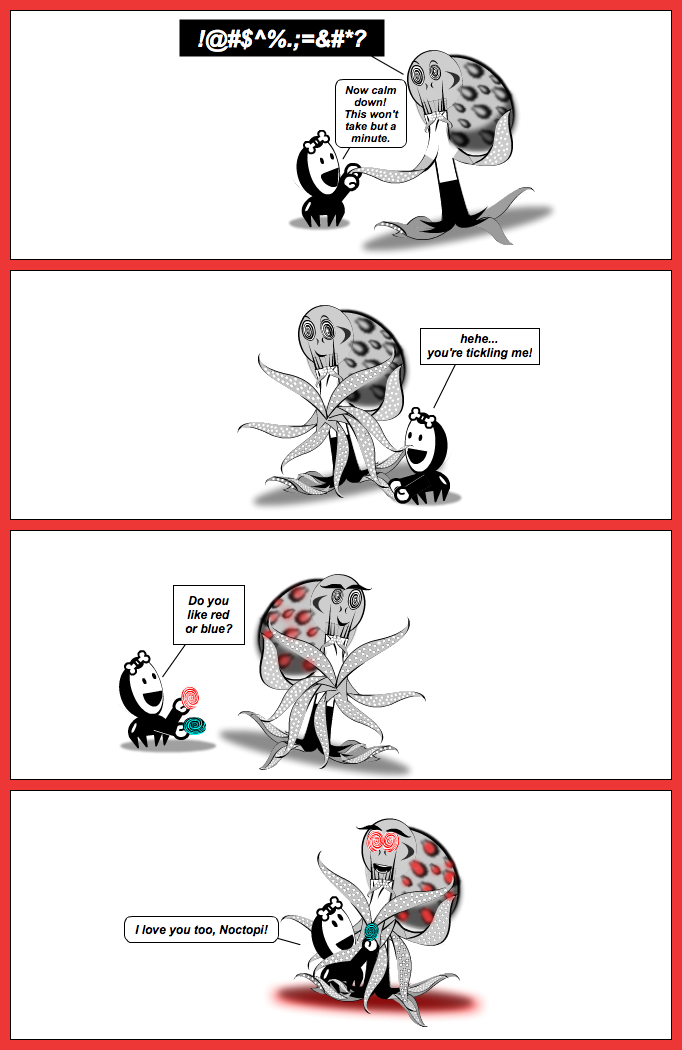 Noctopi & Calm