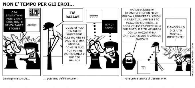 01-NON E' TEMPO PER GLI EROI...