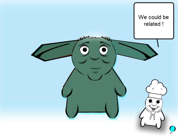 Yoda- ish ?