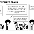 THE MONSTER THAT STALKED OBAMA