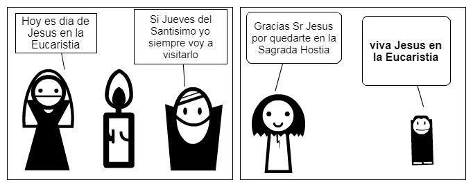 Jesus Eucaristias