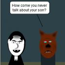 Who's Afraid of Virginia Wolfman?