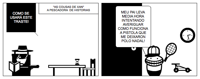 """""""AS COUSAS DE XAN"""""""
