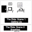 The Ride Scenes 1 and 2