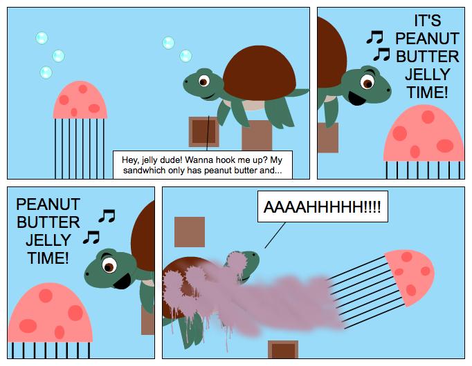 Under the sea 6