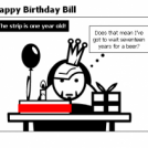 Happy Birthday Bill