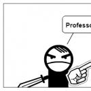 O meu professor banner