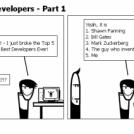 Top 5 Developers - Part 1