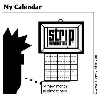 My Calendar
