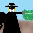 El Zorro Güerito