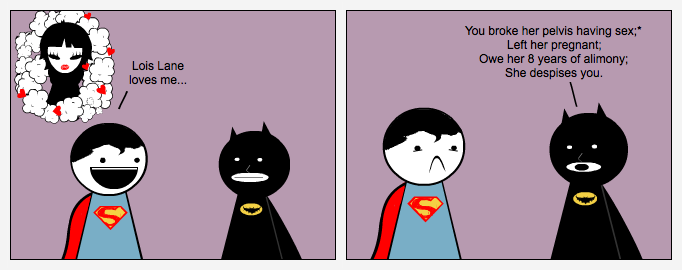 Batman & Superman 4