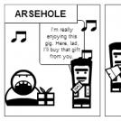 Arsehole