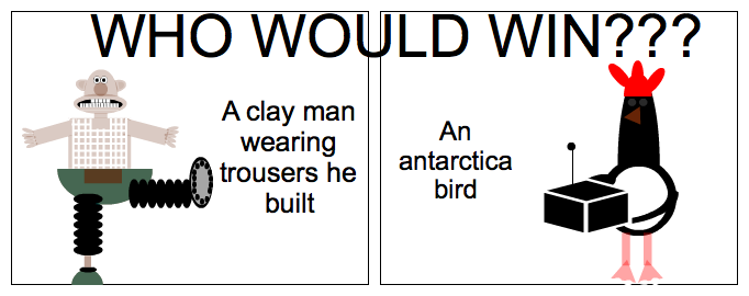 Who would win? #2