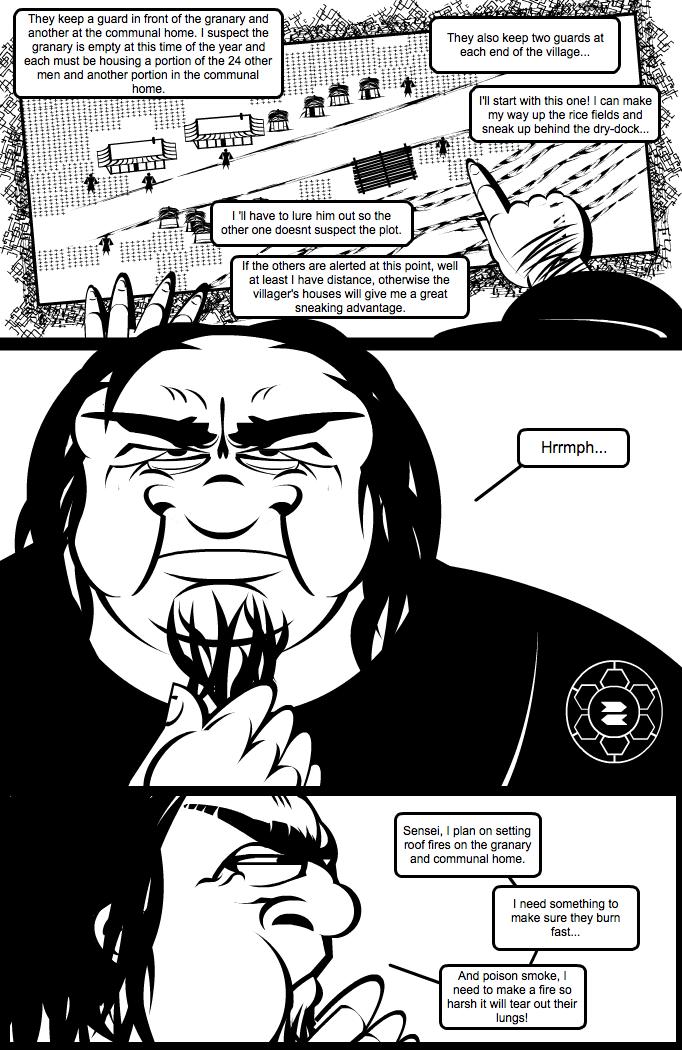 Hanzō's Plan