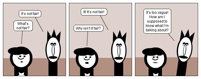 Van-it-y Fair
