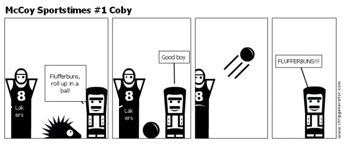 McCoy Sportstimes #1 Coby