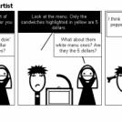 Trials of a Sandwich Artist