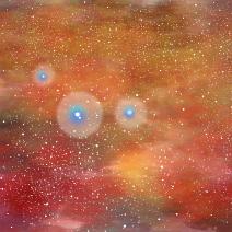 The Magi against the Nebula