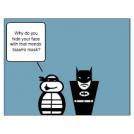 Batman & Michaelangelo 2