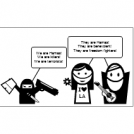 We are Hamas!