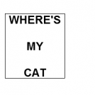 where's my cat