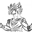 Dragonball Z forever: Goku
