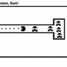 Run Pacman, Run!