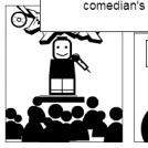 comedians life