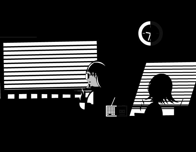 Noir scene 2.