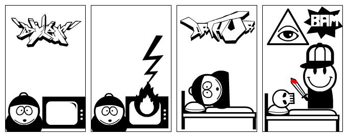 cartman gets brutally murdered