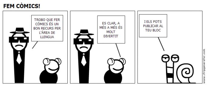 FEM CÒMICS!