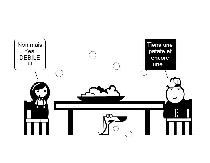La guerre des patates