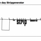 Wash day Stripgenerator