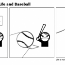 True Philo-sophy--Life and Baseball