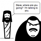 Steve's Relationship with God