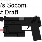 MGS Socom: 1st Draft