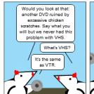 Video Killed Vaudeville