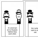 Caroline Collier (Cold War in a Nutshell)