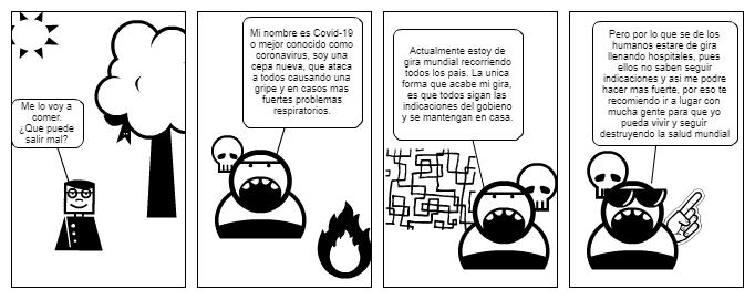 Coronavirus en español