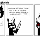 Pekelné mocnosti kují pikle