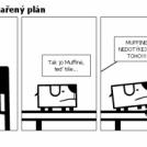 Pejsek Muffin-Nezdařený plán