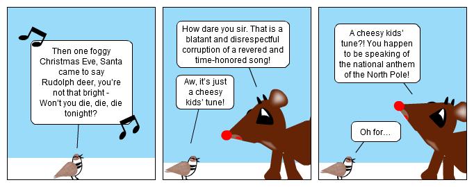 Reign Deer