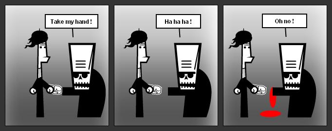 Zoltar's Joke