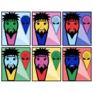 MJardin's pop art