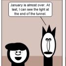 Calendar Colander