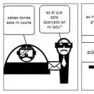 comic salim