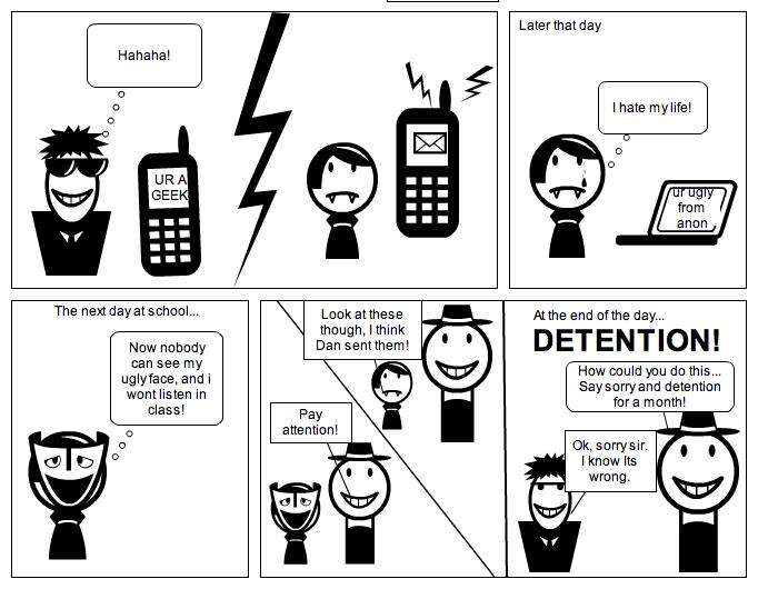 Stripgenerator.com - Text bullying:O