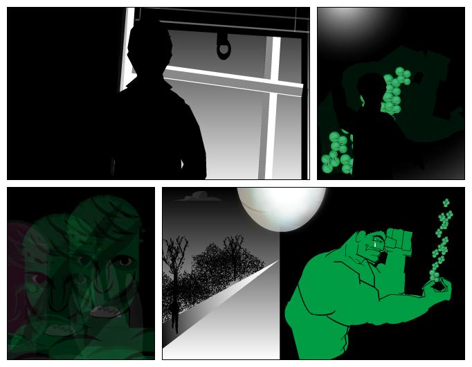 Hulk's tear